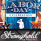 Download Vintage Labor Day Flyer Template from GraphicRiver