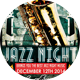 Jazz Night Music Flyer - GraphicRiver Item for Sale