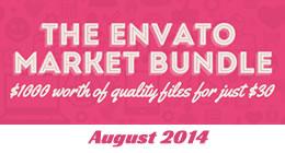 Envato Market Bundle 2014