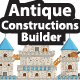 Antique Constructions Builder - GraphicRiver Item for Sale