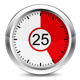 Icons timer - GraphicRiver Item for Sale