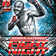 Flyer Fight Night Konnekt - GraphicRiver Item for Sale