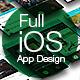 OS Phone Full Mobile App UI Kit Design