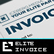 Elite Invoices - GraphicRiver Item for Sale