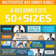 Ultimate Web Banners Bundle - GraphicRiver Item for Sale