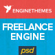 FreelanceEngine - Freelance Marketplace Template Nulled