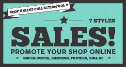 Shop Online Collection Vol 1