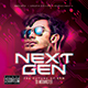 Next Generation CD Cover - GraphicRiver Item for Sale