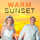 Warm Sunset - GraphicRiver Item for Sale