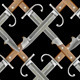 Knife Decorative Patterns  - GraphicRiver Item for Sale