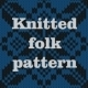 Knitted Folk Pattern - GraphicRiver Item for Sale
