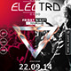 Electro Flyer/Poster Vol.1 - GraphicRiver Item for Sale