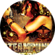 Steampunk Party Flyer - GraphicRiver Item for Sale
