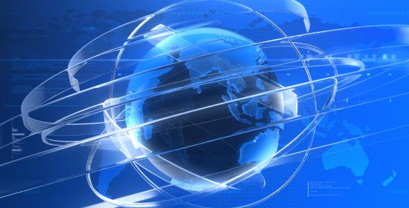 broadcast design blue news looping background by ironykdesignstudio. Black Bedroom Furniture Sets. Home Design Ideas