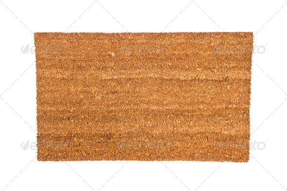 Doormat - Stock Photo - Images