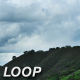 Clouds Over Hilltop - VideoHive Item for Sale