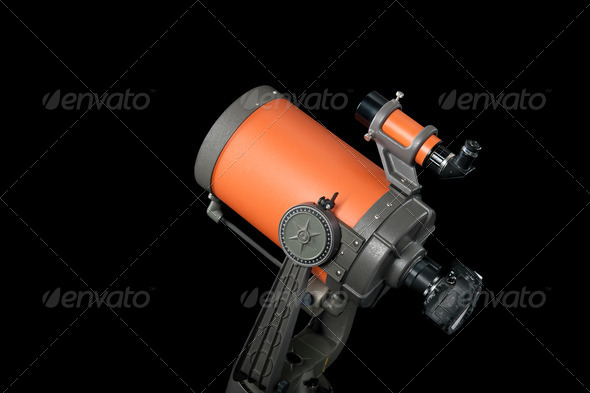 Telescope - Stock Photo - Images