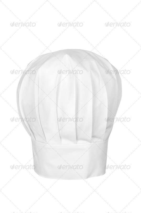 Chef hat - Stock Photo - Images