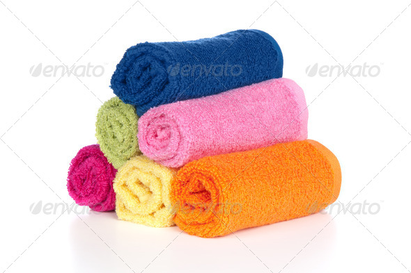 Towels - Stock Photo - Images