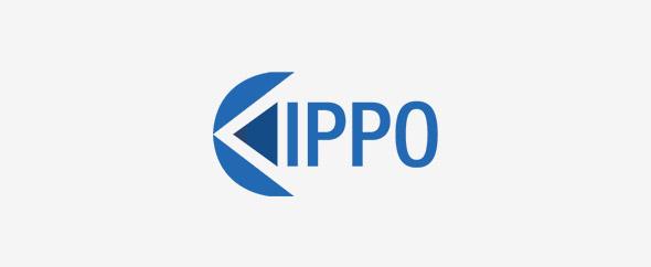 Brand cippo logo embedded
