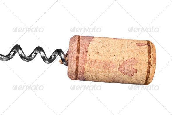 Corkscrew - Stock Photo - Images
