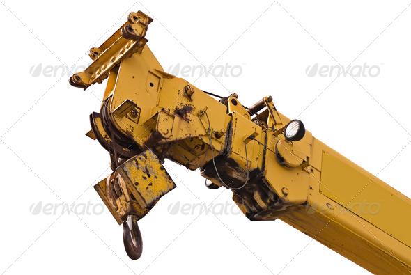 Crane - Stock Photo - Images
