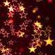Christmas Retro Stars - VideoHive Item for Sale