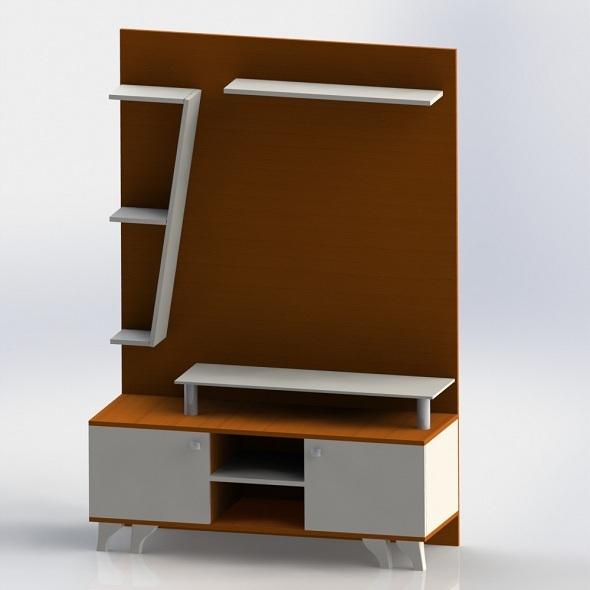 Tv Unit - 3DOcean Item for Sale