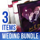 Wedding DVD Cover + Disc Label Bundle Vol1 - GraphicRiver Item for Sale