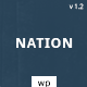 Nation Hotel - Responsive WordPress Theme Nulled