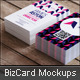 Realistic Business Card Mockups - GraphicRiver Item for Sale