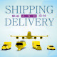Shipping, Transportation and Delivery - VideoHive Item for Sale