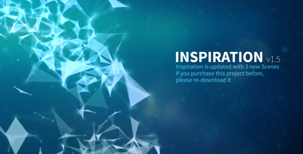Inspiration By Grkandesign VideoHive - Purchase after effects templates