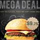Restaurant/Food Promotion Flyer Template - GraphicRiver Item for Sale