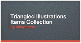 Triangled Illustrations