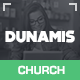 Dunamis - Modern Church theme Nulled