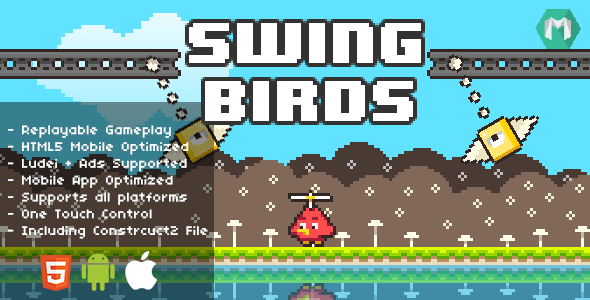 Swing Birds - CodeCanyon Item for Sale