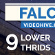 Bold & Modern Lower Thirds - VideoHive Item for Sale