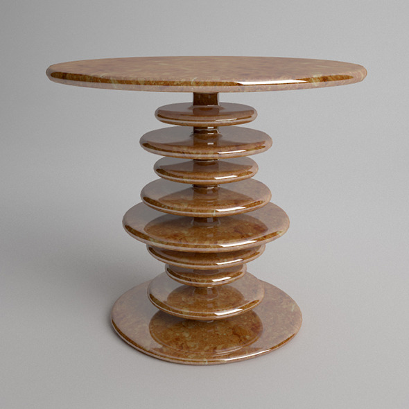 Table - 3DOcean Item for Sale