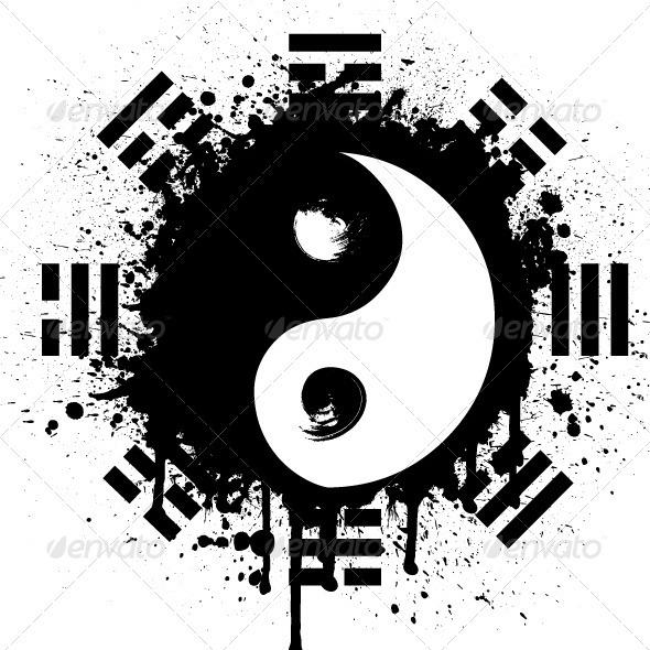 Yin Yang  - Miscellaneous Conceptual