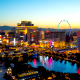 Las Vegas Night to Day - VideoHive Item for Sale