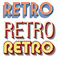 Retro Vector Graphic Styles - GraphicRiver Item for Sale