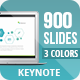Flatman - Keynote - GraphicRiver Item for Sale