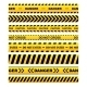 Yellow Warning Tapes Set - GraphicRiver Item for Sale