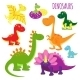 Baby Dinosaurs - GraphicRiver Item for Sale