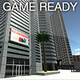 Game Ready City Buildings Kit - 3DOcean Item for Sale