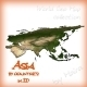 World Geo Map - Asia - 3DOcean Item for Sale