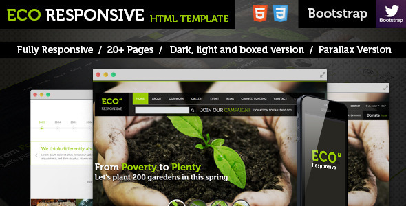 ECO Responsive Environment Template