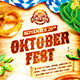 Oktoberfest Festival Poster vol.3 - GraphicRiver Item for Sale