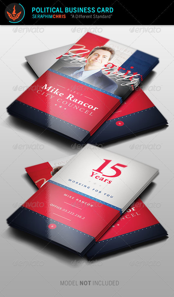 Political business card template 2 by seraphimchris graphicriver political business card template 2 colourmoves